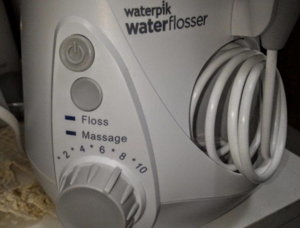 waterpik hydropulseur avis test