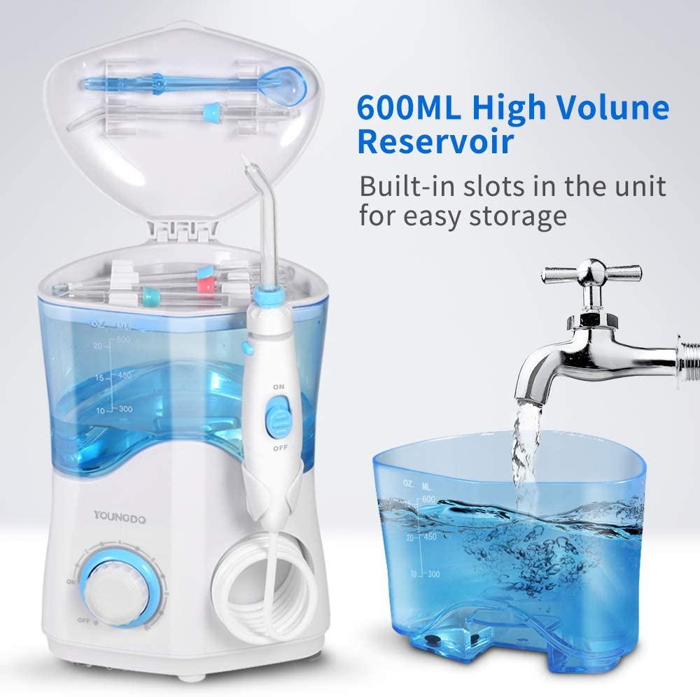 youngdo hydropulseur 600 ml test avis