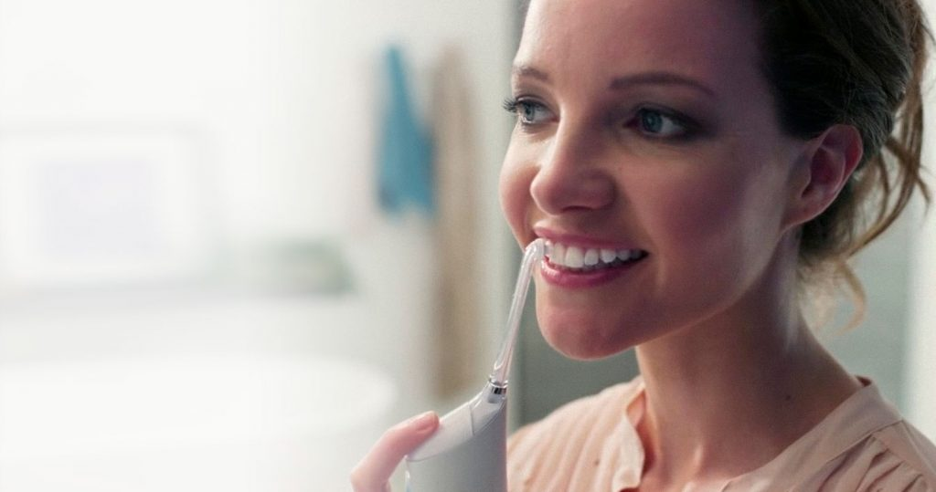 philips sonicare airfloss test