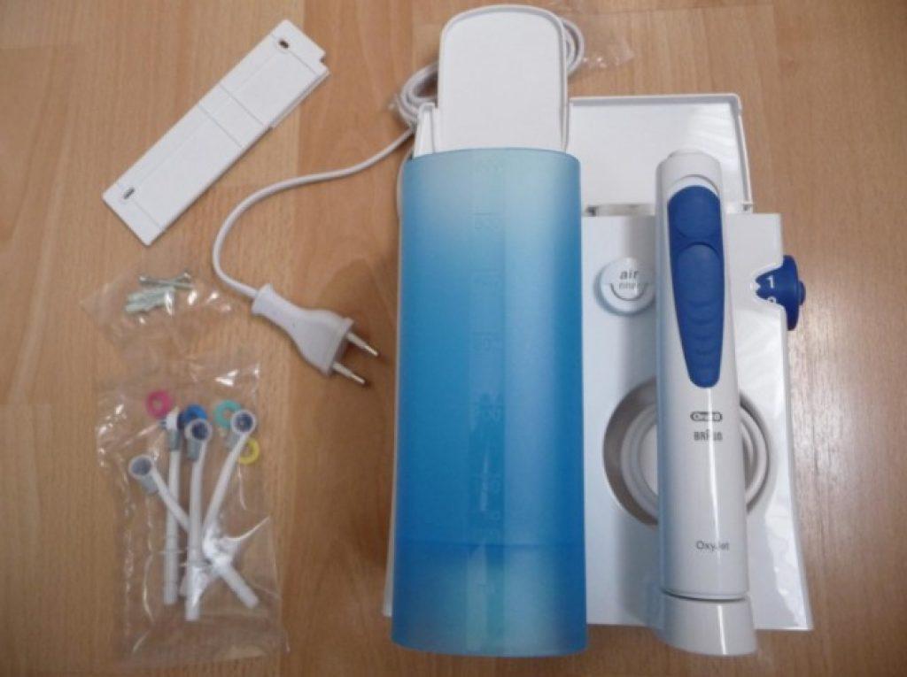 oxyjet test hydropulseur
